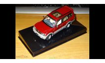 Mitsubishi Pajero 1999 LWB 4 Doors, Red, Autoart, 1:43, металл, масштабная модель, scale43
