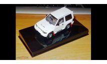 Mitsubishi Pajero Evolution, White, Autoart, 1:43, металл, масштабная модель, scale43