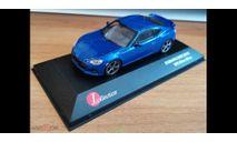 Subaru BRZ 2012, Blue, J-Collection, 1:43, металл, масштабная модель, scale43