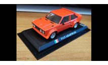 Fiat Abarth 131, Del Prado, Red, металл, 1:43, масштабная модель, scale43, Del Prado (серия Городские автомобили)