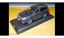 Subaru Forester 2013, Norev, 1:43, металл, масштабная модель, scale43