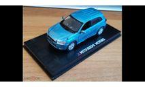 Mitsubishi RVR, Vitesse, Дилерский, 1:43, металл, масштабная модель, scale43