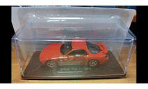 Mazda Efini RX 7 (1991), Norev, 1:43, металл, масштабная модель, scale43, Hachette