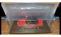Mazda Eunos Roadster (1989), Norev, 1:43, металл, масштабная модель, scale43, Hachette