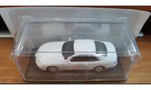 Toyota Soarer (1991), Norev, металл, 1:43, масштабная модель, scale43, Hachette