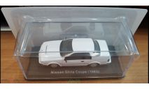 Nissan Silvia Coupe Turbo RS-X, 1983, Norev, 1:43, Металл, масштабная модель, scale43, Hachette