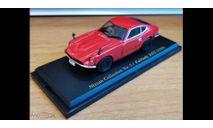 Nissan Fairlady Z432 (1969), Norev, 1:43, металл, масштабная модель, scale43, Hachette