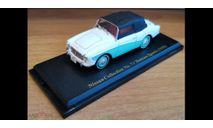 Nissan Datsun Sports 1959, Norev, 1:43, металл, масштабная модель, scale43, Hachette