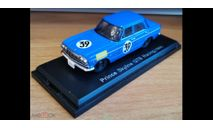 Nissan Prince Skyline GTB Racing (1964), Norev, 1:43, металл, масштабная модель, scale43, Hachette