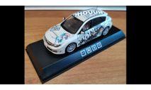 Subaru Impreza, Kyosho A-team, 1:43, металл, масштабная модель, scale43