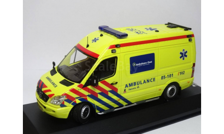 Mercedes Benz Sprinter 319 CDI 1/43, масштабная модель, Tekno/Diamondlabel, scale43, Mercedes-Benz