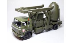Berliet VTC Transport Têtes Nucléaires Missiles S2 1/43