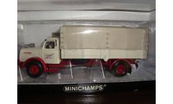 HENSCHEL HS 140 1954, масштабная модель, 1:43, 1/43, Minichamps