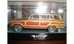 JEEP  GRAND WAGONEER, масштабная модель, 1:43, 1/43, Neo Scale Models
