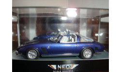 ISO GRIFO IR8   TARGA, масштабная модель, 1:43, 1/43, Neo Scale Models