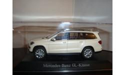 MERCEDES  BENZ GL 500 KLASSE X166  2012