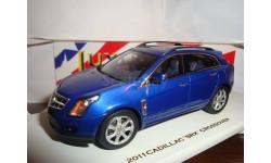 CADILLAC  SRX  CROSSOVER  2011, масштабная модель, 1:43, 1/43, Luxury Diecast (USA)