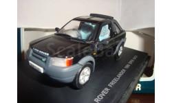 LAND ROVER FREELANDER 1998 OPEN BACK, масштабная модель, 1:43, 1/43, EAGLES  RACE