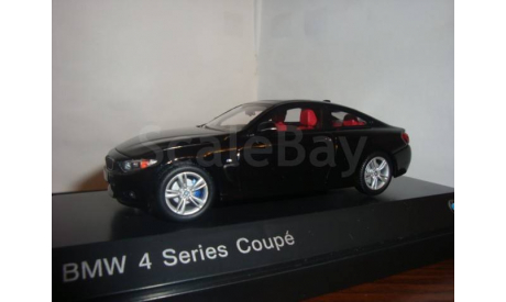 BMW 4 SERIES COUPE, масштабная модель, Paragon Models, scale43