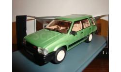 TOYOTA TERCEL 4WD 4X4, масштабная модель, Neo Scale Models, 1:43, 1/43