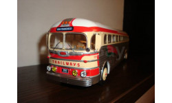 GMC PD-3571 TRAILWAYS  1949