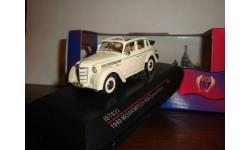 МОСКВИЧ 400 КАБРИОЛЕТ  1949, масштабная модель, 1:43, 1/43, IST Models