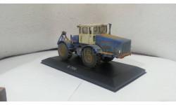 Трактор К-700 'работяга' конверсия от собственной мастерской в масштабе 1:43, масштабная модель трактора, 1/43, Конверсии мастеров-одиночек
