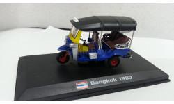 Tuk Tuk-Bangkok от производителяAmercom в 1:43 масштабе, масштабная модель, 1/43