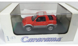 Toyota Rav 4 PickUp от производителя Cararama/Hongwell в 1:43 масштабе, масштабная модель, 1/43, Bauer/Cararama/Hongwell