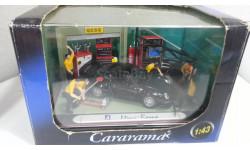 Mini Rama с моделью Porsche 911 GT2 от производителя Cararama/Hongwell в 1:43 масштабе, масштабная модель, 1/43, Bauer/Cararama/Hongwell