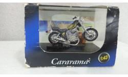 Мотоцикл Yamaha XV1000 VIRAGO (золотой) от производителя Cararama/Hongwell, масштабная модель мотоцикла, Bauer/Cararama/Hongwell, scale43