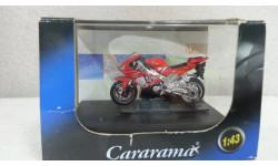 Мотоцикл Yamaha YZF-R1 (красный) от производителя Cararama/Hongwell, масштабная модель мотоцикла, scale43, Bauer/Cararama/Hongwell