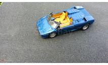 Lamborghini Diablo Roadster от производителя Detail Cars Kit в масштабе 1:43, масштабная модель, scale43