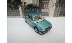 VW Golf 3 iii VR6 2.3 от производителя Schabak №1007 в масштабе 1:43