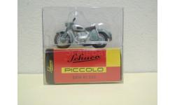 Мотоцикл DKW RT 350 от производителя Schuco в 1:43 масштабе, масштабная модель мотоцикла, scale43