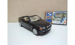 BMW 328 (E46) Cabriolet от производителя Cararama/Hongwell в масштабе 1:43, масштабная модель, Bauer/Cararama/Hongwell, scale43