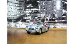 Mercedes-Benz 300SL (W194) №3-1952 от производителя Cararama/Hongwell в масштабе 1:43, масштабная модель, Bauer/Cararama/Hongwell, scale43