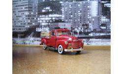 Chevrolet 3100 Pickup от производителя Cararama/Hongwell в масштабе 1:43, масштабная модель, 1/43, Bauer/Cararama/Hongwell