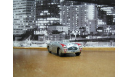Mercedes-Benz 300SL №22 Roadster (R194) от производителя Cararama/Hongwell в масштабе 1:43, масштабная модель, 1/43, Bauer/Cararama/Hongwell