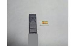 Сборная модель (кит) Автомат Газированой воды АТ-144 в заявленном 1:43 масштабе, элементы для диорам, Мастер Amour, 1/43
