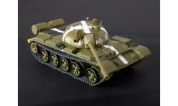 Т-55 и БТР-152