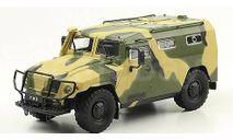 Автолегенды СССР Спецвыпуск №3 ГАЗ-233036 'Тигр' СПМ-2, масштабная модель, scale43