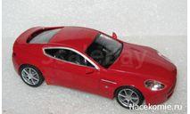 Суперкары №25 Aston Martin AMV8, масштабная модель, scale43