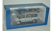 Ford Transit 2001 silver, масштабная модель, scale43