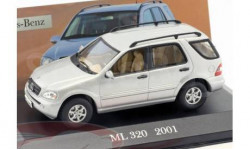 Mercedes-Benz ML320 2001