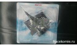 Легендарные самолеты №74 МиГ-35, масштабные модели авиации, scale160