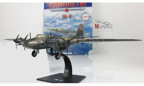 ПЕ-8, масштабные модели авиации, scale144