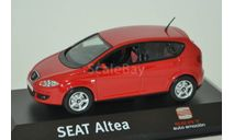 Seat Altea RHD, масштабная модель, scale43