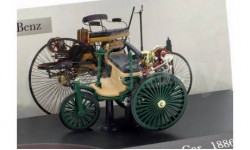 Mercedes-Benz Patent Motor Car