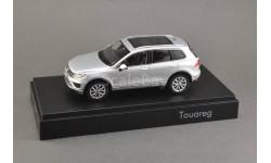 Volkswagen Touareg 2015 silver metallic